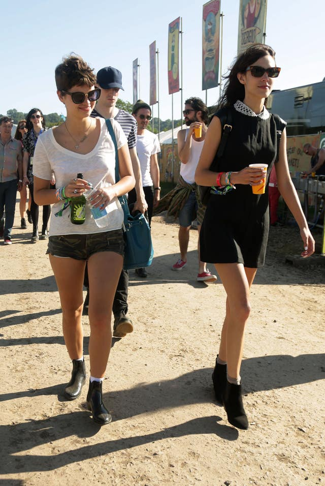 Glastonbury Festival 2013 – Day 4