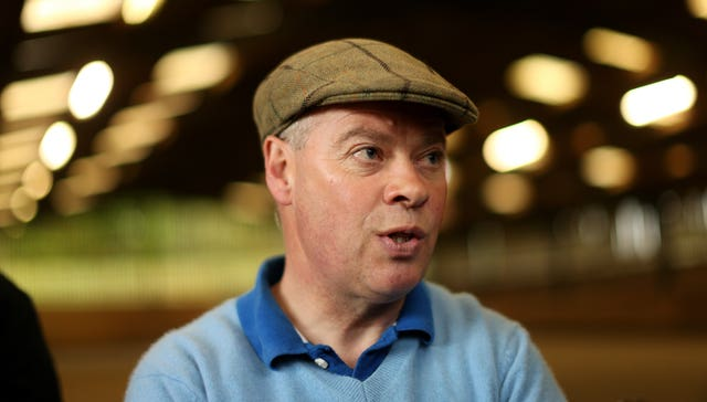 Trainer Clive Cox is hoping Harry Angel can make a successful reappearance at York
