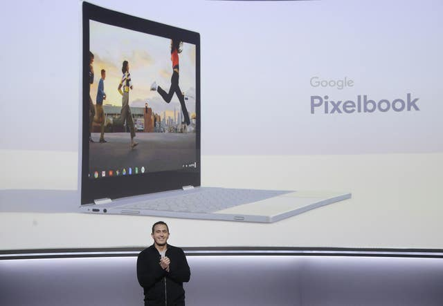 Google's Matt Vokoun speaks about the Google Pixelbook