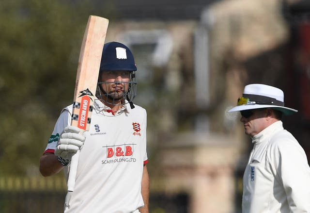 Big runs for Essex will lead to inevitable questions around Alastair Cook's return