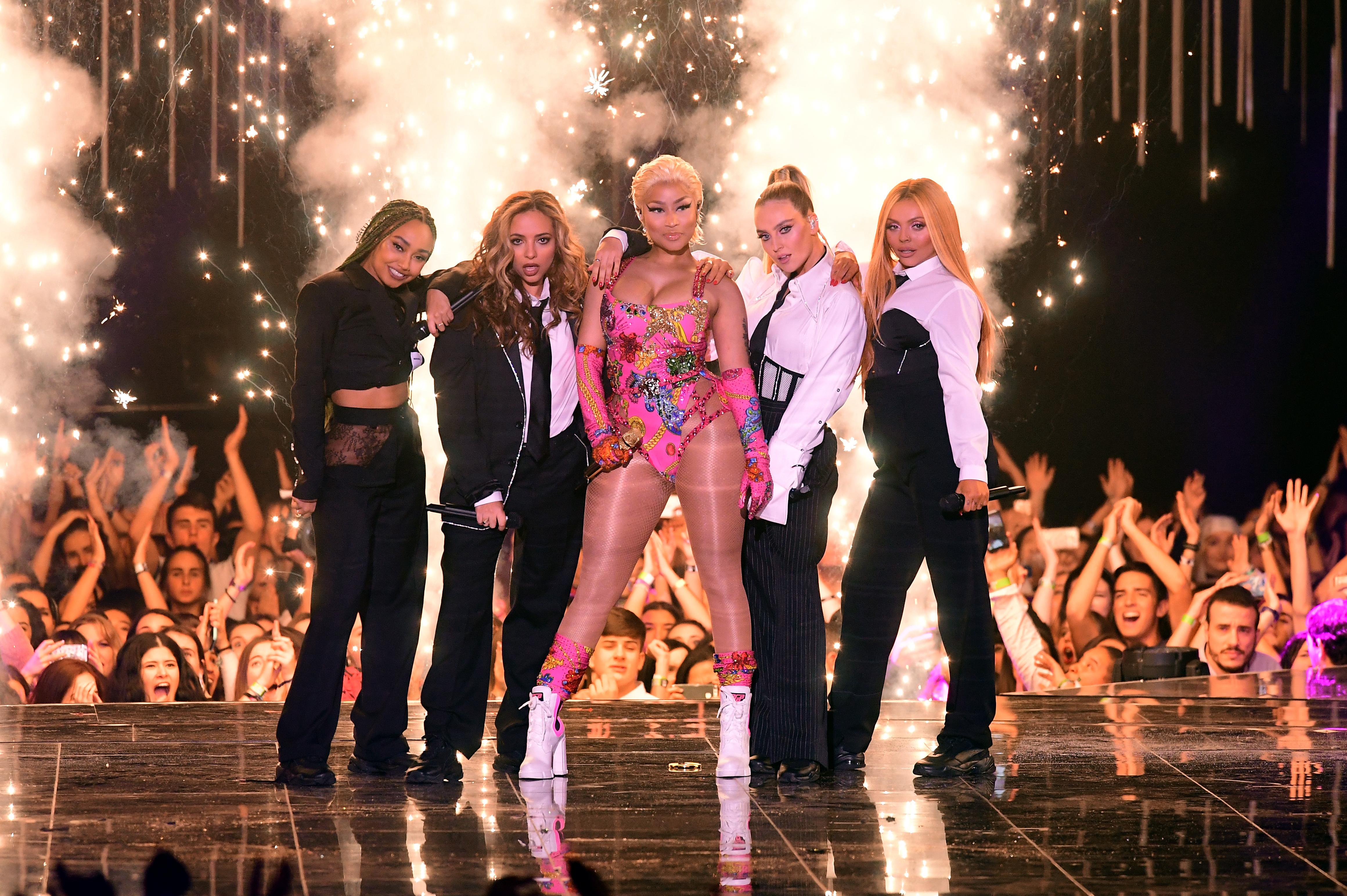 Saudi Arabia gears up for Nicki Minaj`s performance