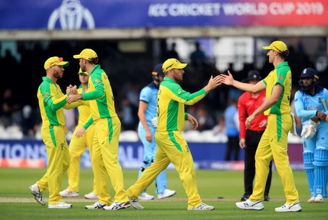 England v Australia – ICC Cricket World Cup – Group Stage – Lord's