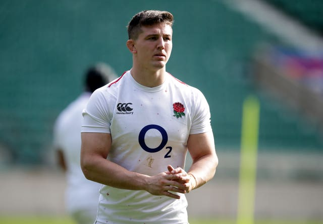 England Training Session – Twickenham Stadium