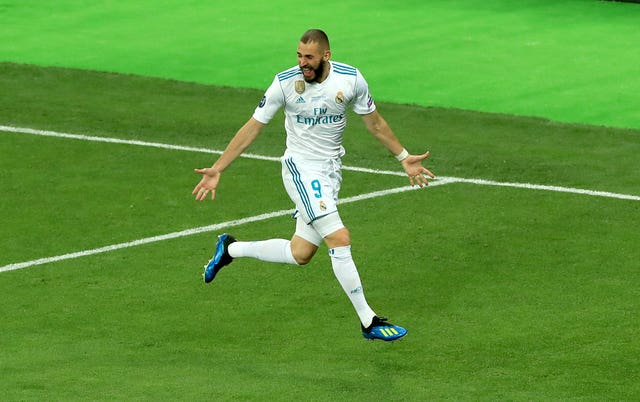 Santiago Solari backs Benzema after striker bags brace for Real Madrid