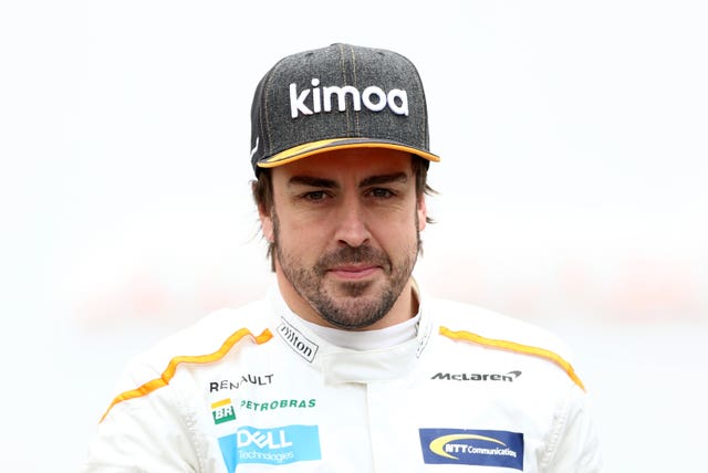 Fernando Alonso is out of contract at the end of the season
