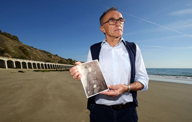Danny Boyle Armistice Day commission