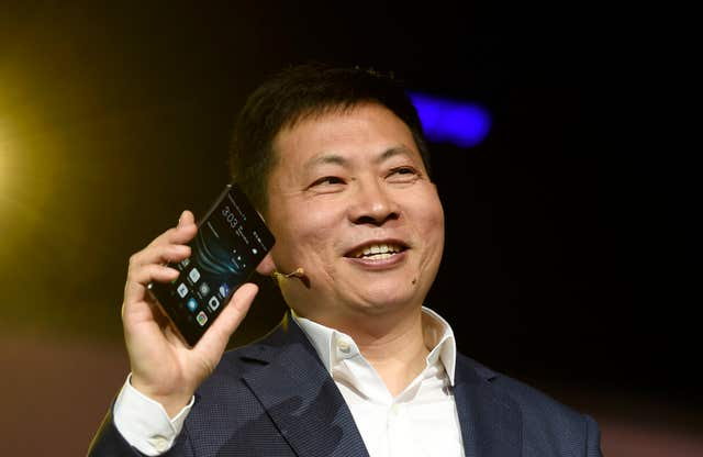 Huawei product announcement