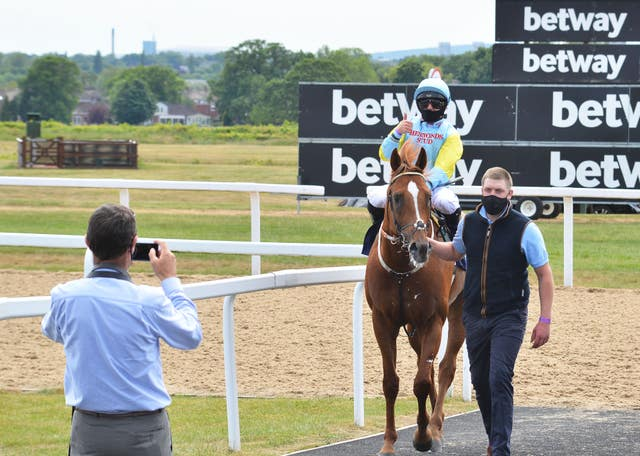 Canagat and Hollie Doyle struck gold at Newcastle