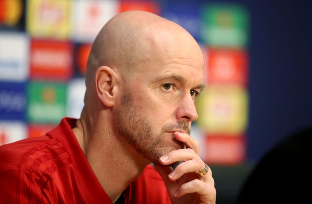 Ajax boss Erik Ten Hag would provide a Dutch connection with director of football Marcel Brands