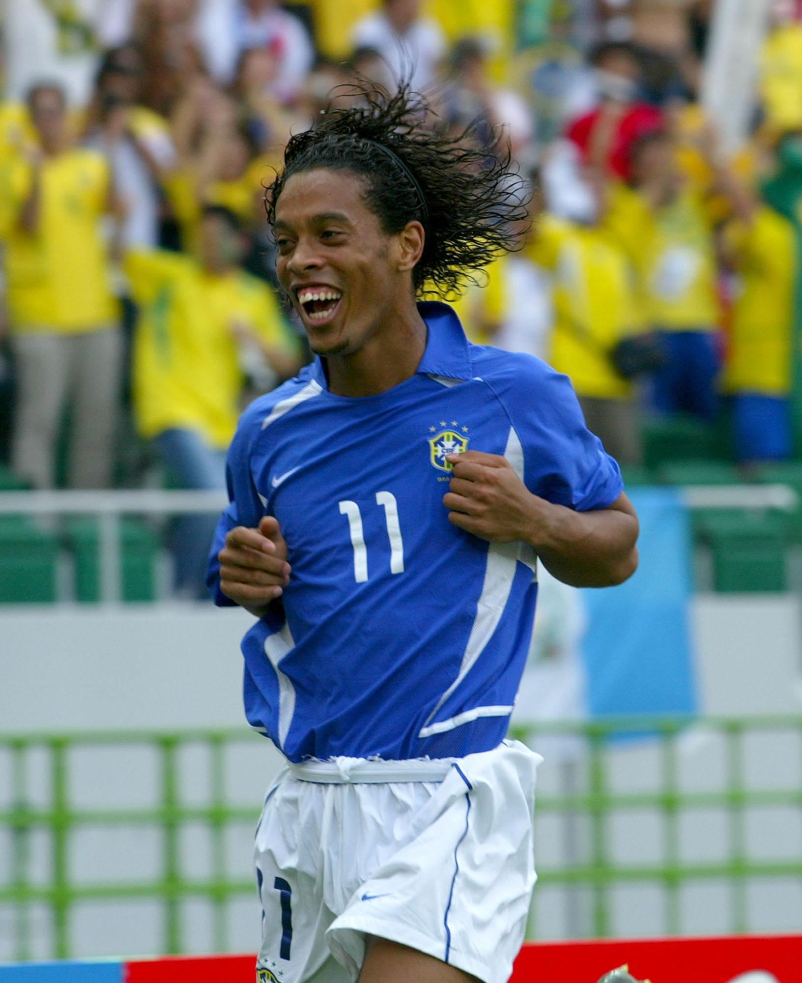 Ronaldinho Officially Released From Prison
