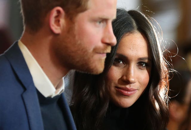Duke and Duchess of Sussex statement