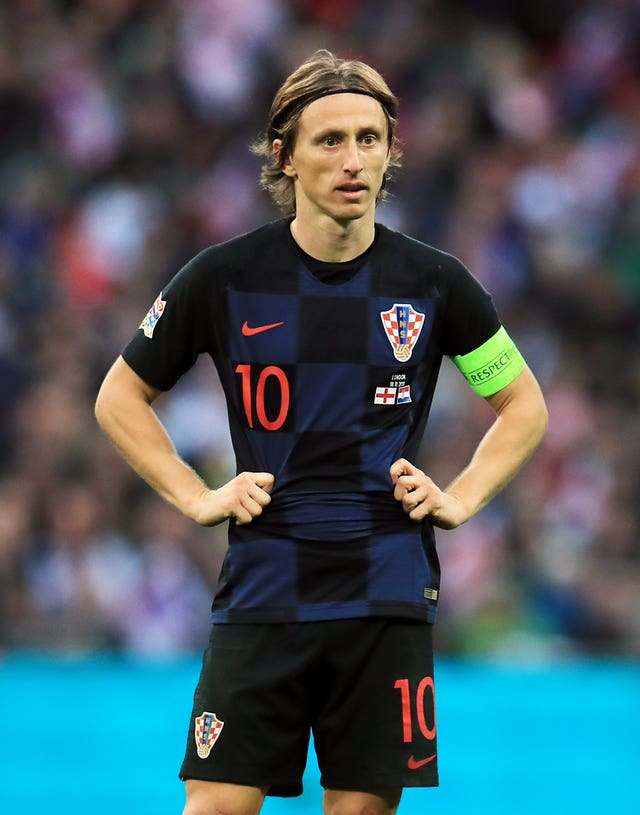 Croatia's Luka Modric has criticised English pundits for showing an absence of respect for the length of the World Cup