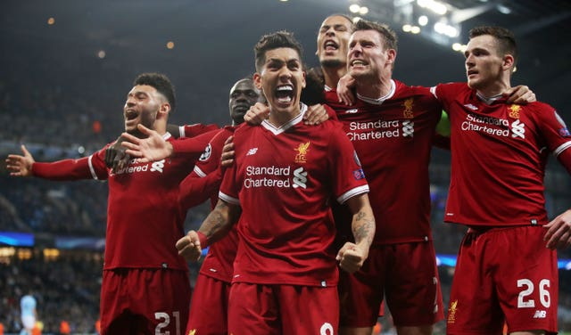 Liverpool romped to a 5-1 aggregate success over Manchester City last season