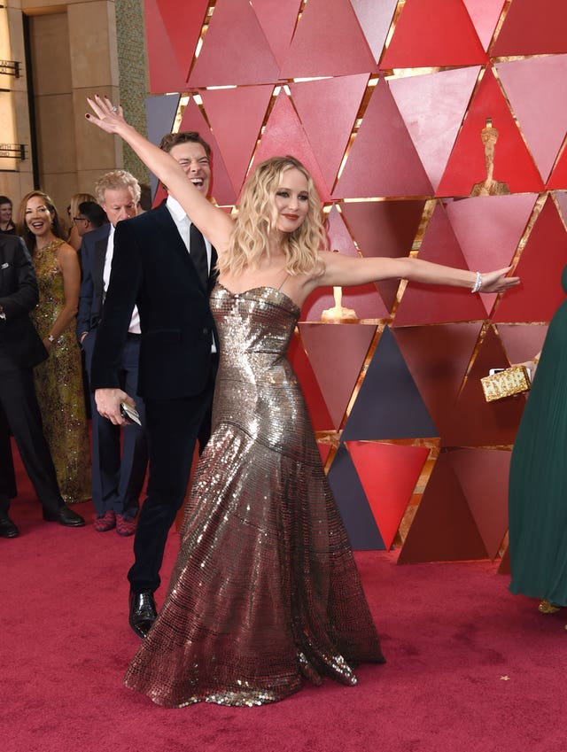 Jennifer Lawrence (Richard Shotwell/Invision/AP)