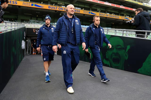 Scotland head coach Gregor Townsend is refusing to be drawn into a war of words with England counterpart Eddie Jones.
