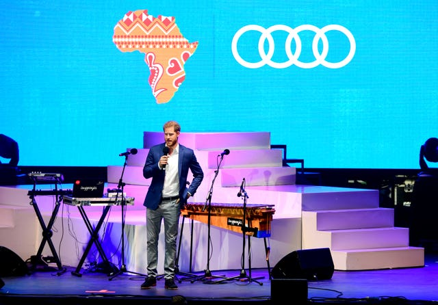 Sentebale Audi Concert 2019 – London