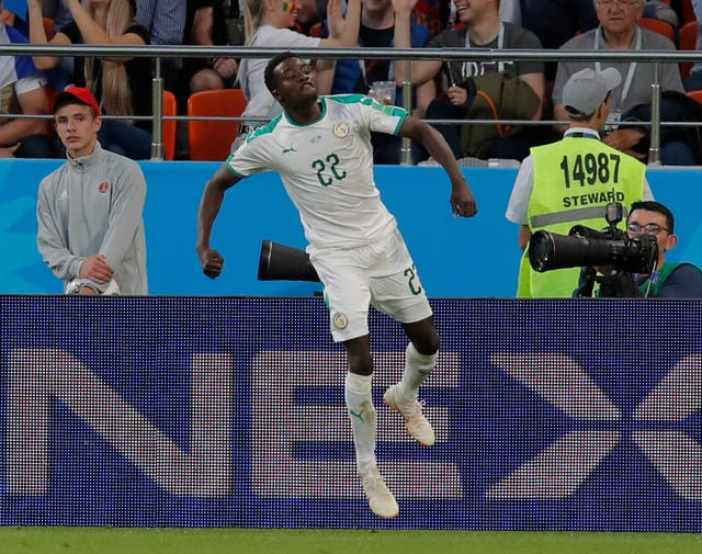 Senegal boss Aliou Cisse frustrated as Japan fight back to draw