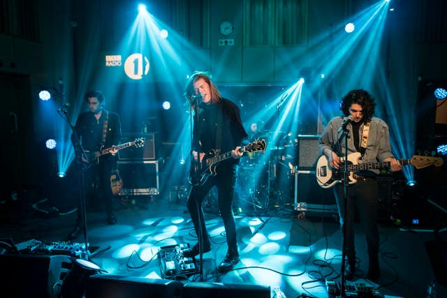 Radio 1 Future Headliners Live Music Event – London