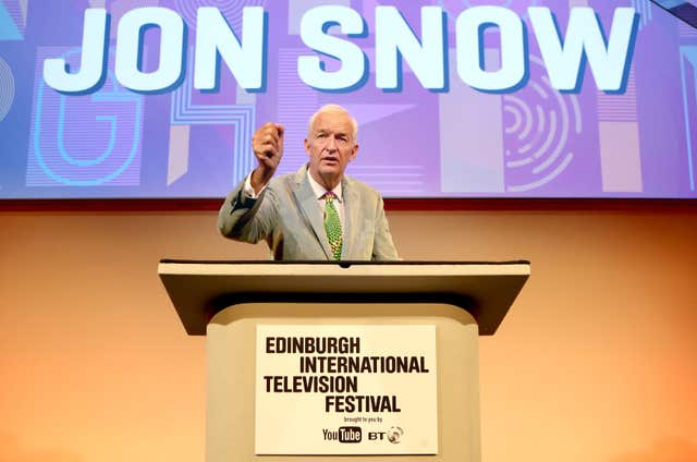 Edinburgh International Television Festival 2017