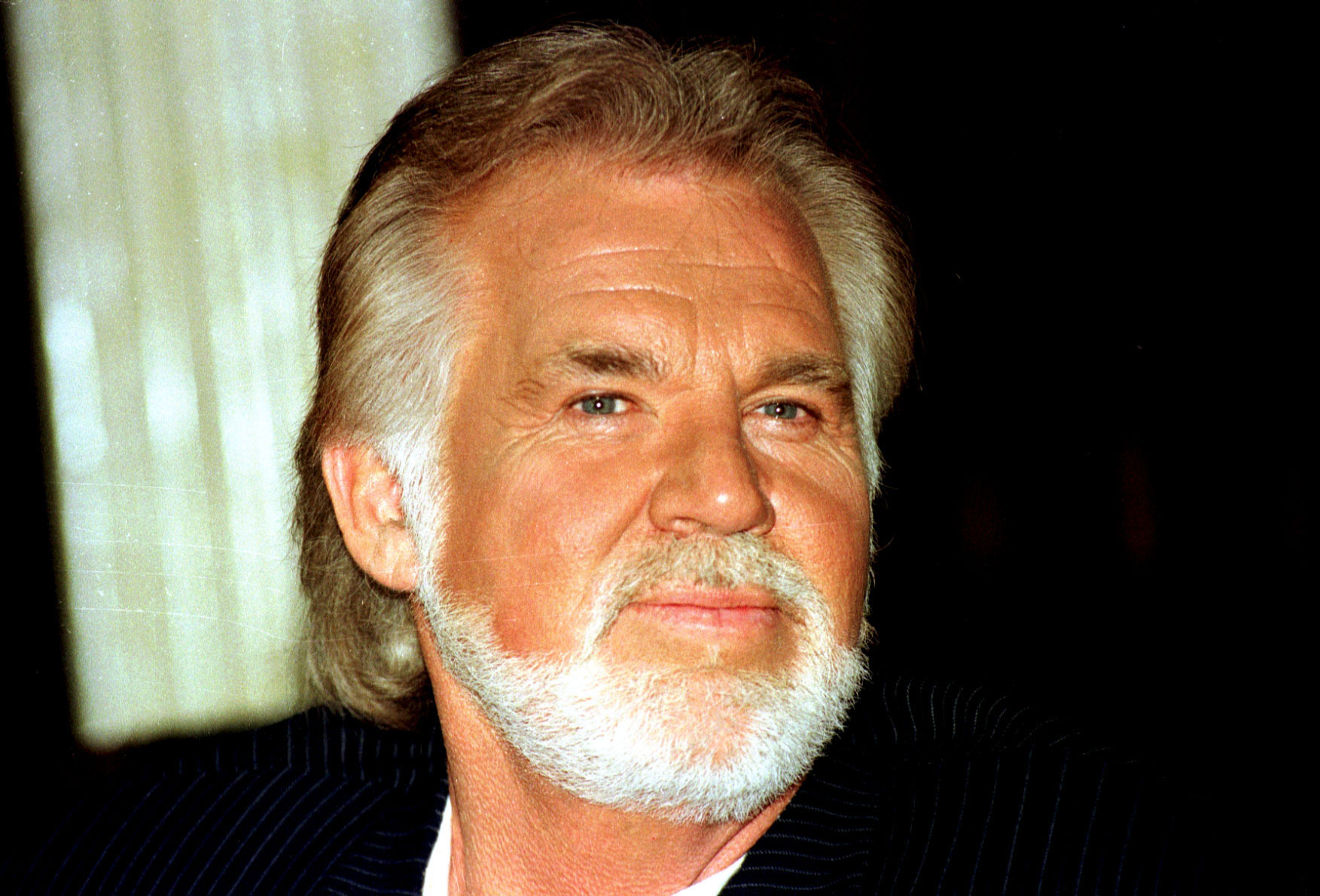 Country singer, Kenny Rogers hospitalised for dehydration