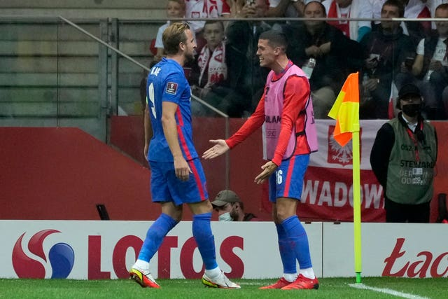 Poland 1 - 1 England: Damian Szymanski denies England at the death as Poland salvage point