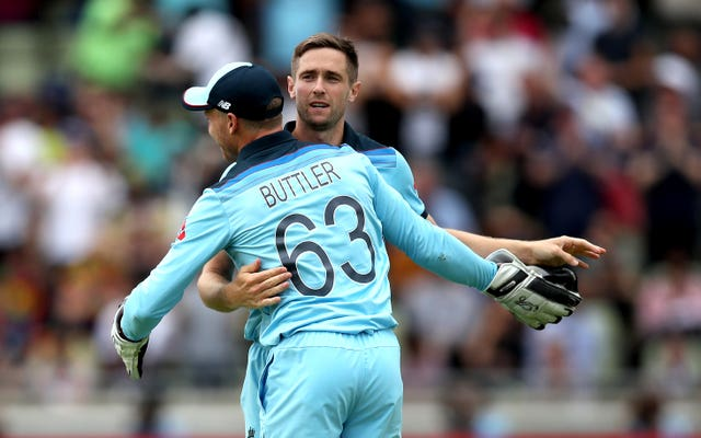 Chris Woakes was the pick of the attack