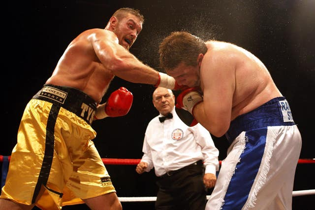 Tyson Fury improved for their rematch, winning convincingly (Sean Dempsey/PA Images)