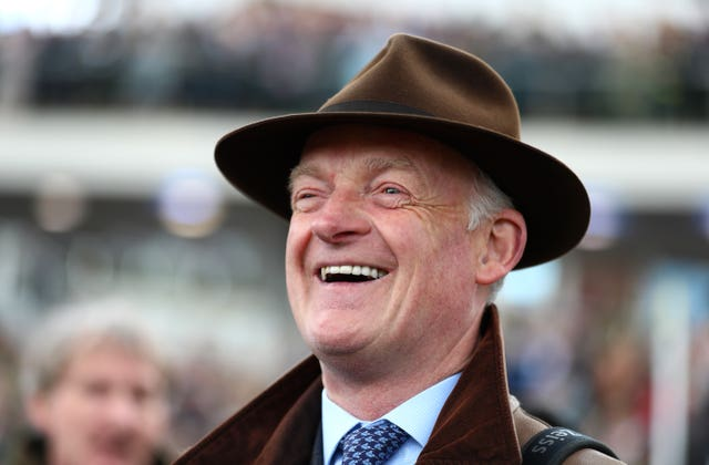 Willie Mullins is out to claim a major Flat success