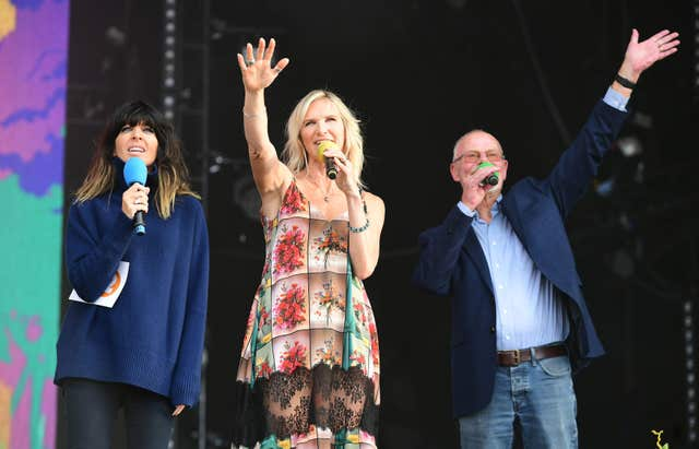 BBC Radio 2 Live in Hyde Park – London