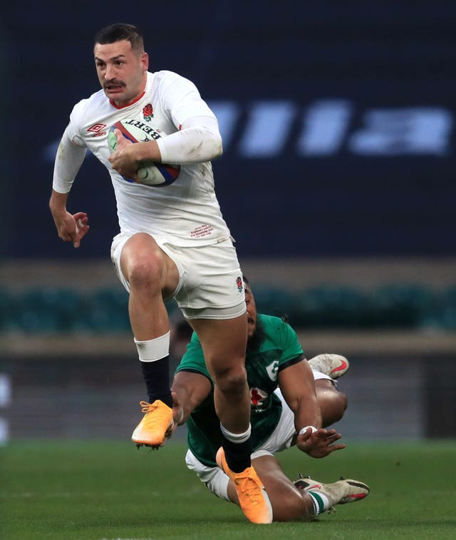 Jonny May scoring his wonder try