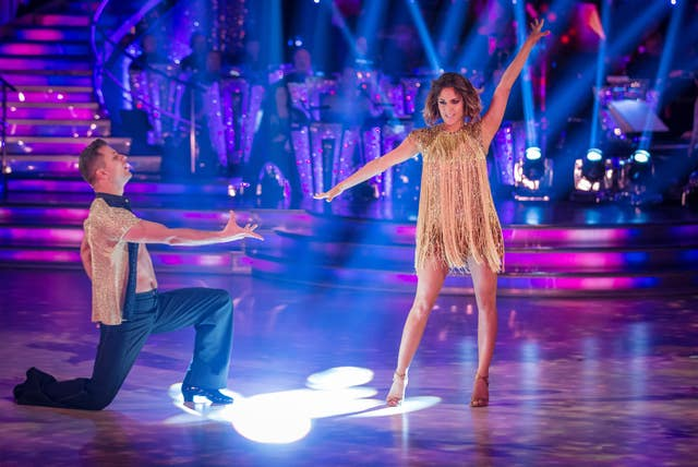 Strictly Come Dancing 2014