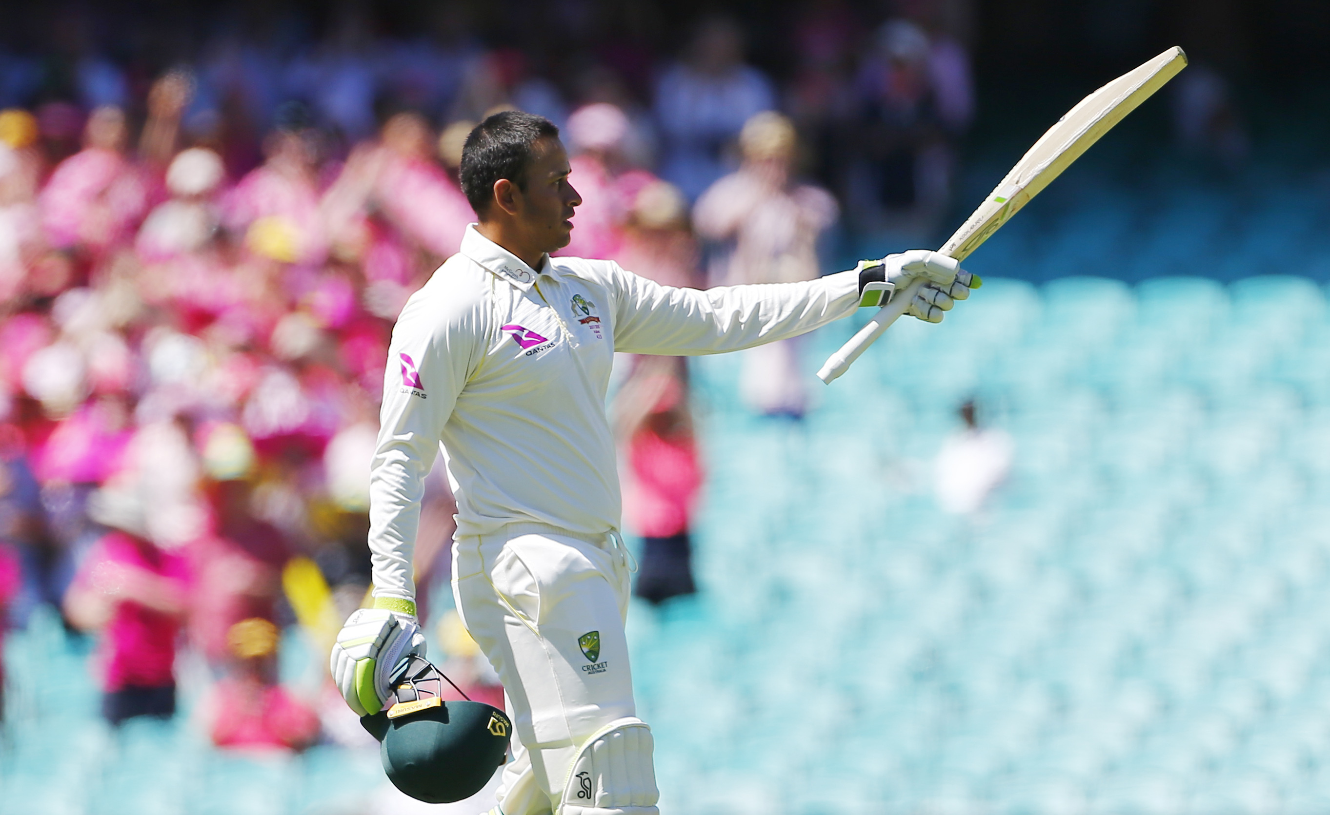 The Ashes Round-up: Khawaja and Smith make it advantage Australia
