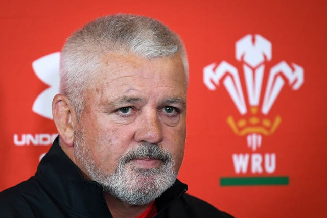 Wayne Pivac will replace Warren Gatland (pictured) after next year's World Cup