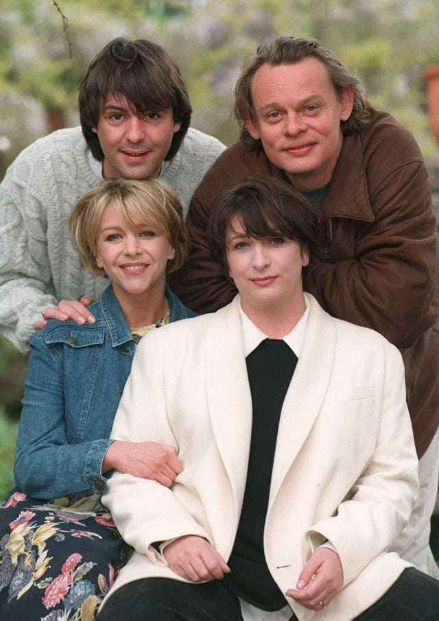 Men Behaving Badly stars
