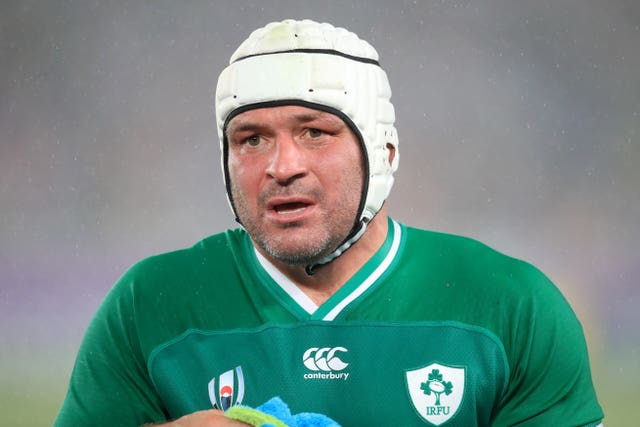 Rory Best will make one final appearance before retirement