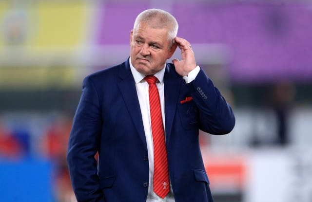 Warren Gatland is looking forward to a return to Cardiff
