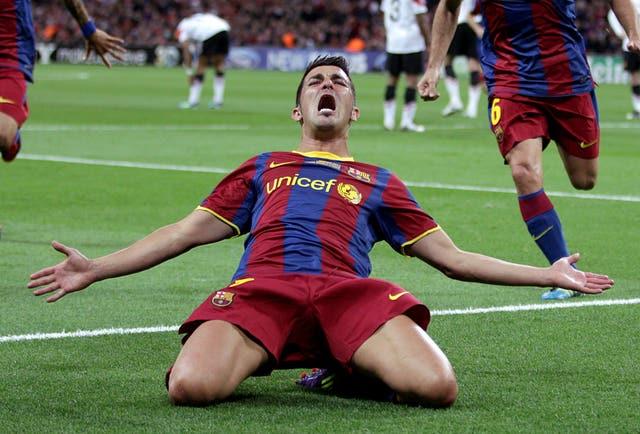 David Villa is retiring