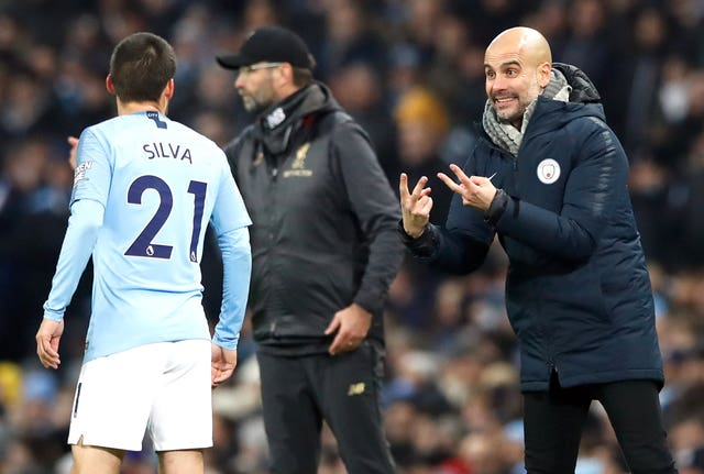 Pep Guardiola has hailed David Silva's qualities