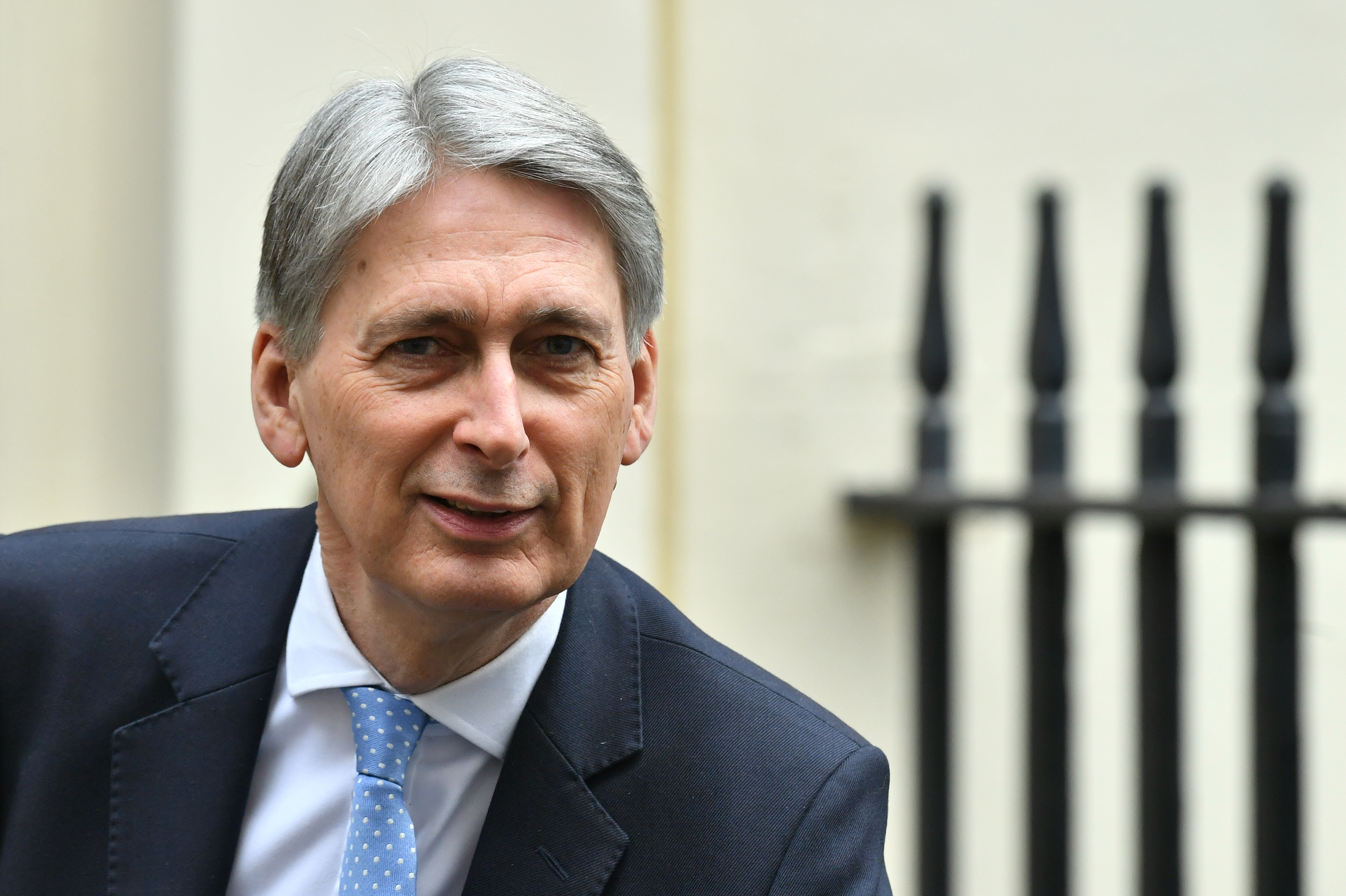 UK Chancellor Phillip Hammond Suggests New Regulation for Digital Firms Possible