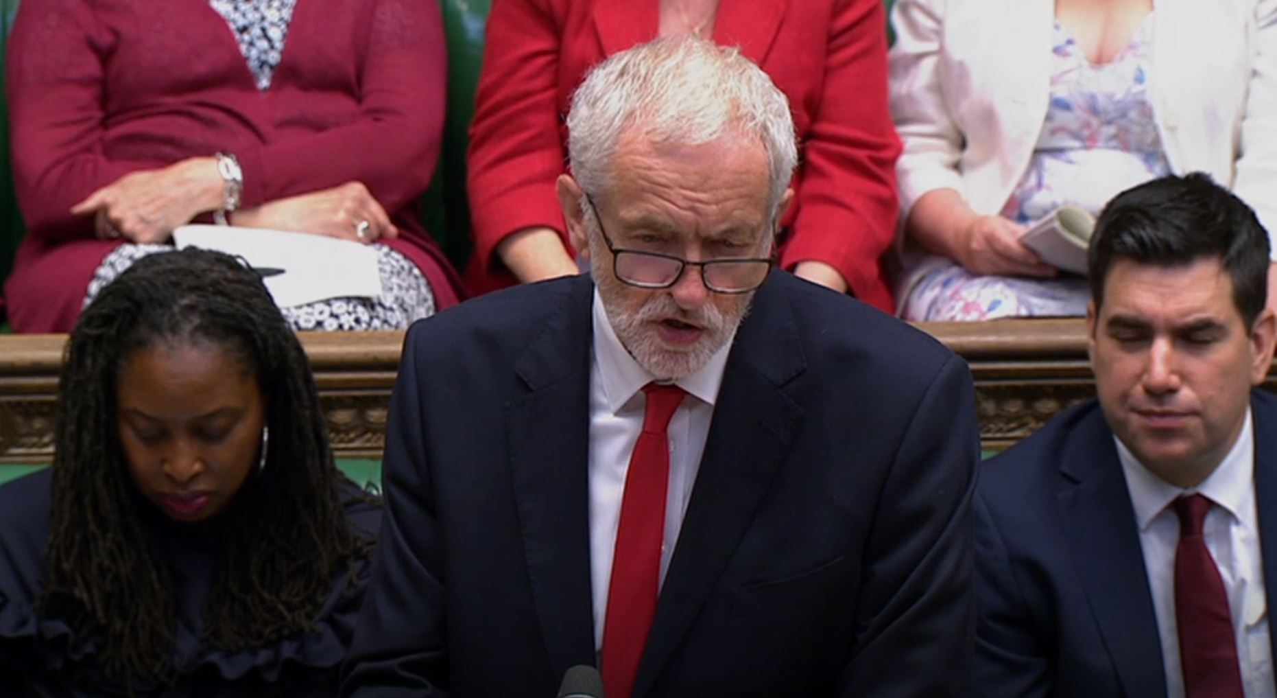 Jeremy Corbyn under fire from Tom Watson over handling of anti-Semitism