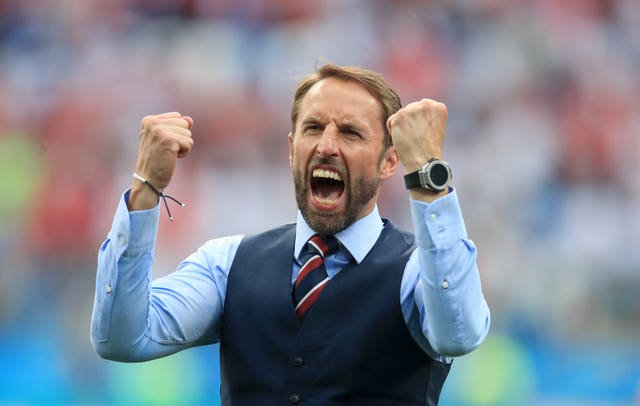 Gareth Southgate led England's footballers to the World Cup semi-finals last summer