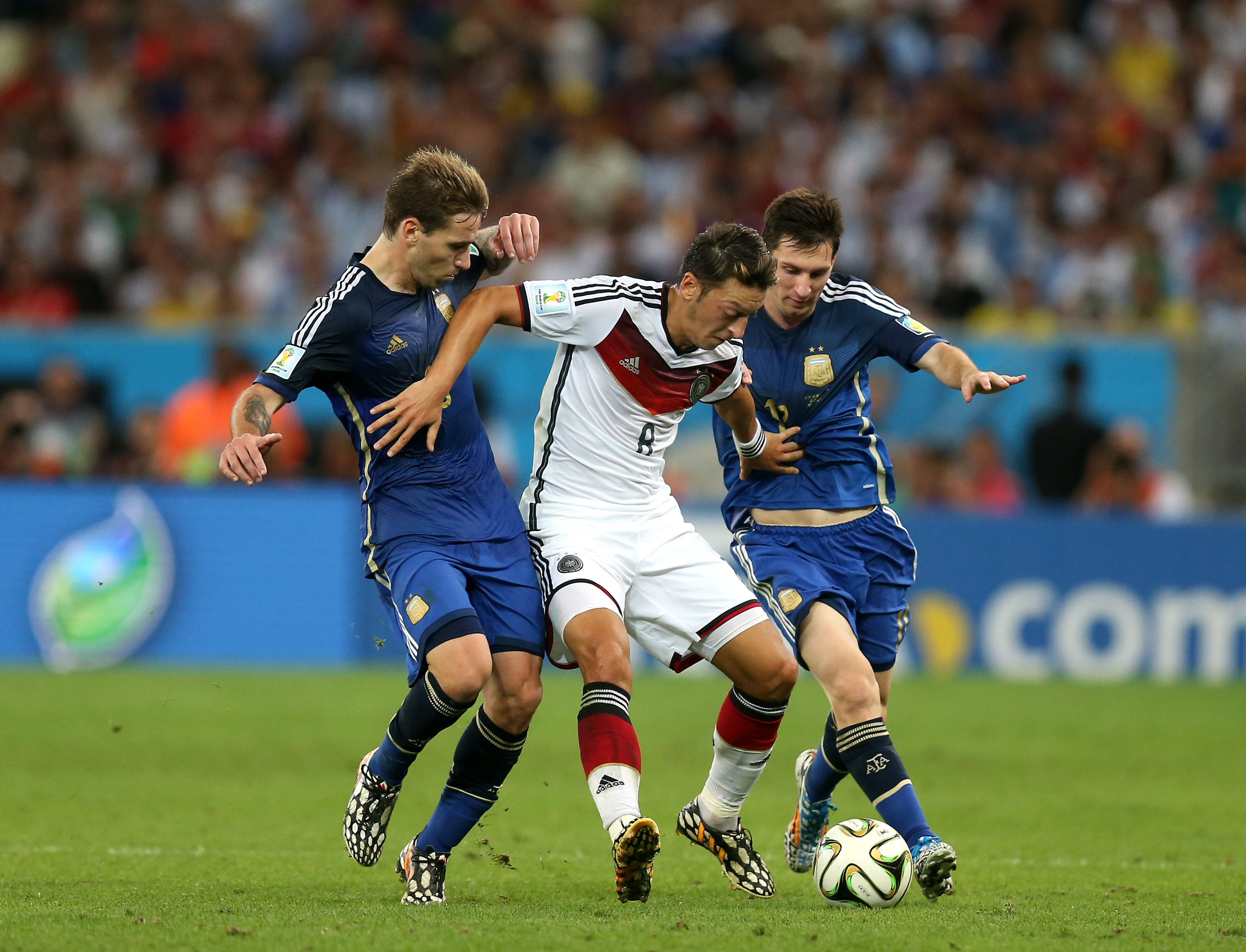British media rejoice in German World Cup despair