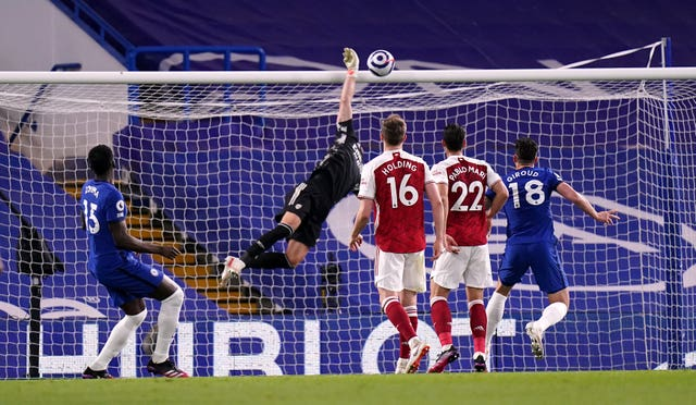 Chelsea 0 - 1 Arsenal: Emile Smith Rowe nets winner as Arsenal win at top-four chasing Chelsea