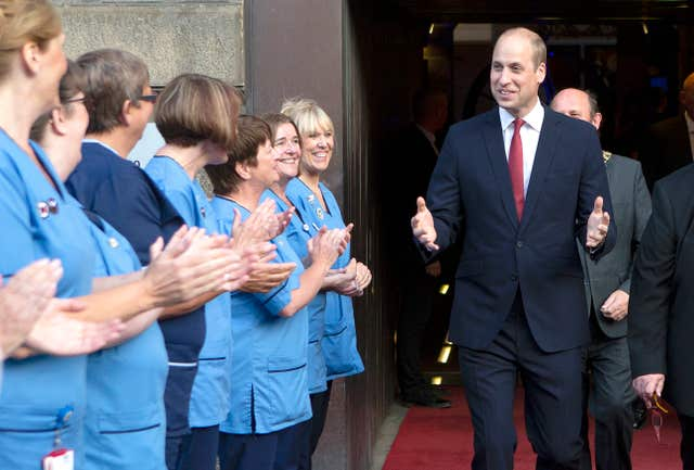Royal visit to Edinburgh