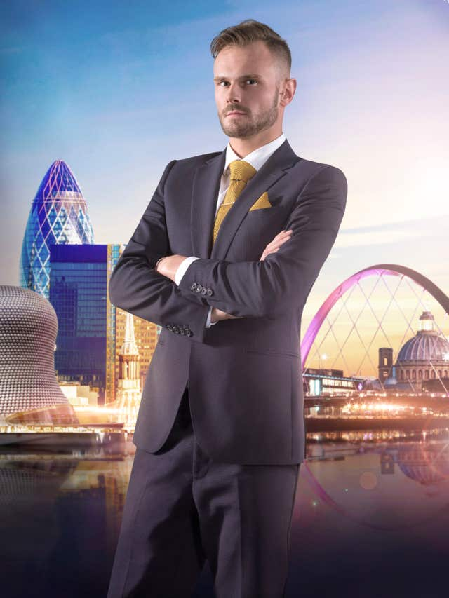 Frank Brooks on The Apprentice