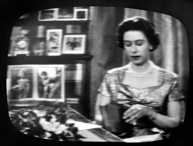 Royalty – First Televised Queen's Speech