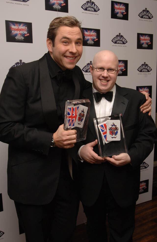 British Comedy Awards 2006 – London