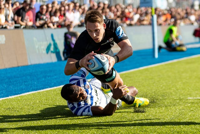 Saracens v Bath Rugby – Gallagher Premiership – Allianz Park