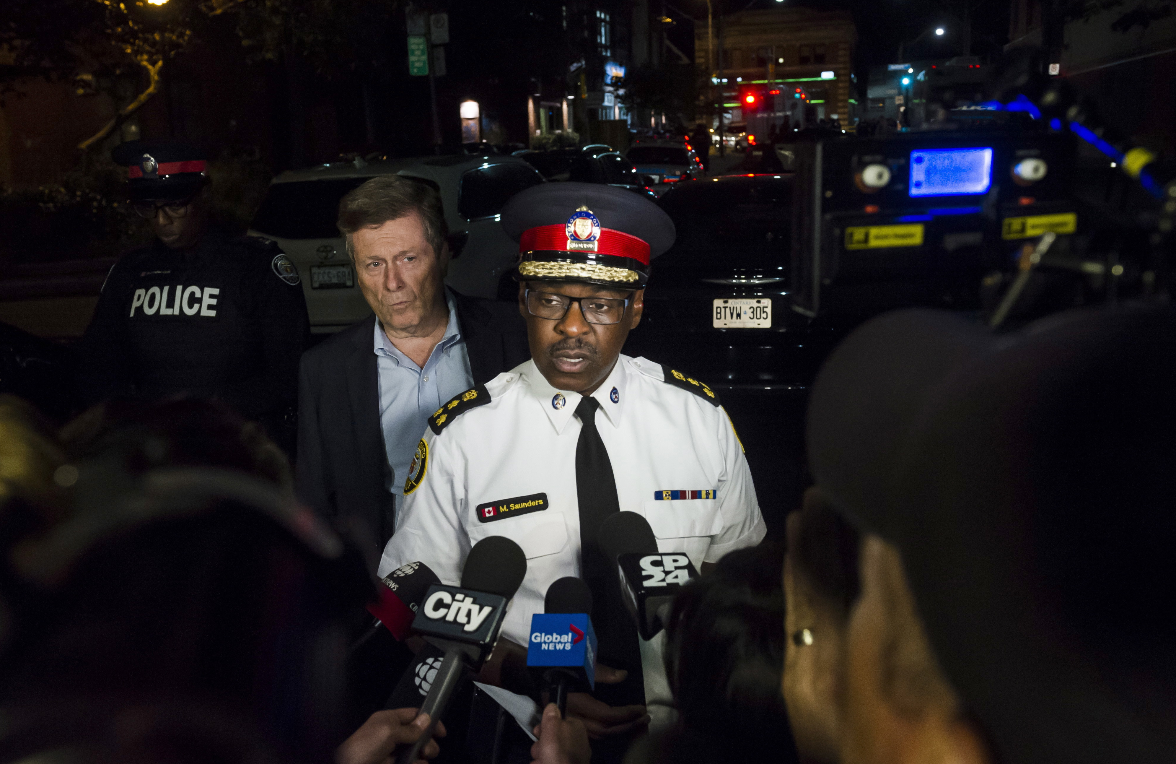 IS claims deadly Toronto attack: propaganda agency