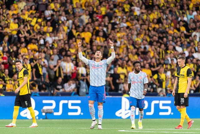 Young Boys 2 - 1 Manchester United: Young Boys stun Manchester United at the death